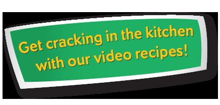 Golden Irish Eggs video recipes